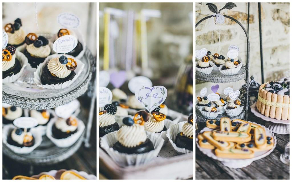 Heiraten In Ulm Neu Ulm Sweet Candy Table Mit Lavendel Und Beeren
